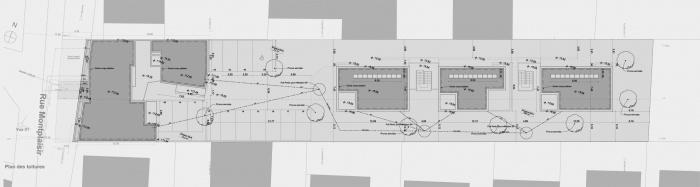 Création de 18 logements BBC