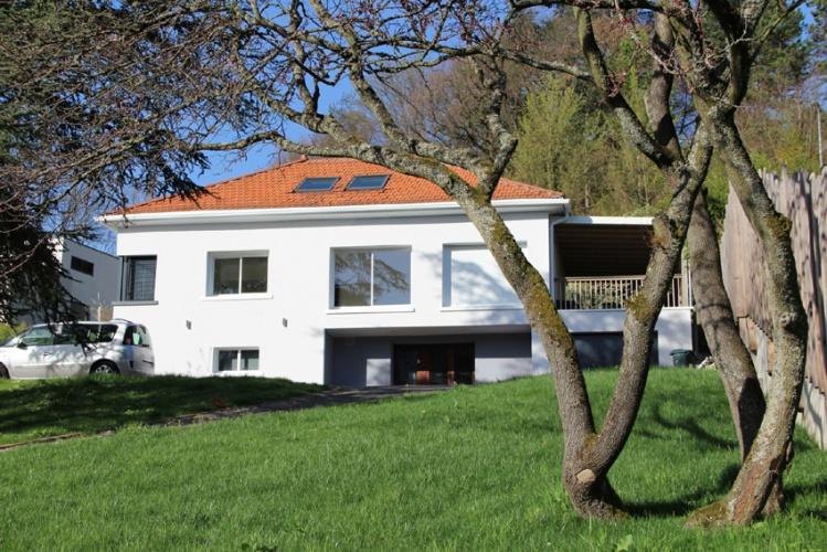 Habitation rénovée