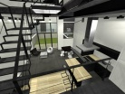 Rénovation d'un loft