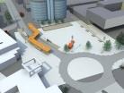 Restructuration d'un centre-ville