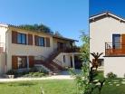 Rénovation et extension d'une maison à Cailloux-sur-Fontaines
