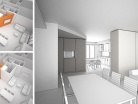 Rénovation d'un appartement traversant