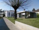 Rénovation et extension d'une maison individuelle.
