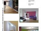 Rénovation partielle d'une maison individuelle
