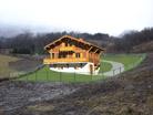 Maison individuelle en bois à Bonneville (74)